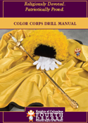Color Corps Drill Manual